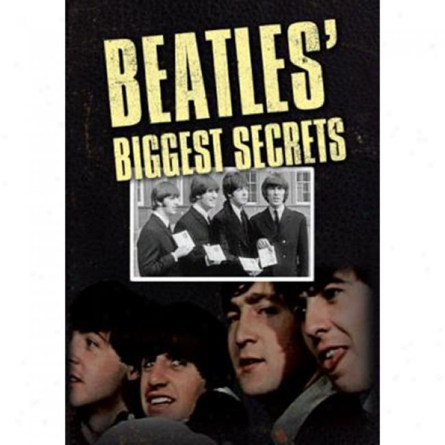 Beatles' Biggest Secrets (music Dvd) (amaray Case)