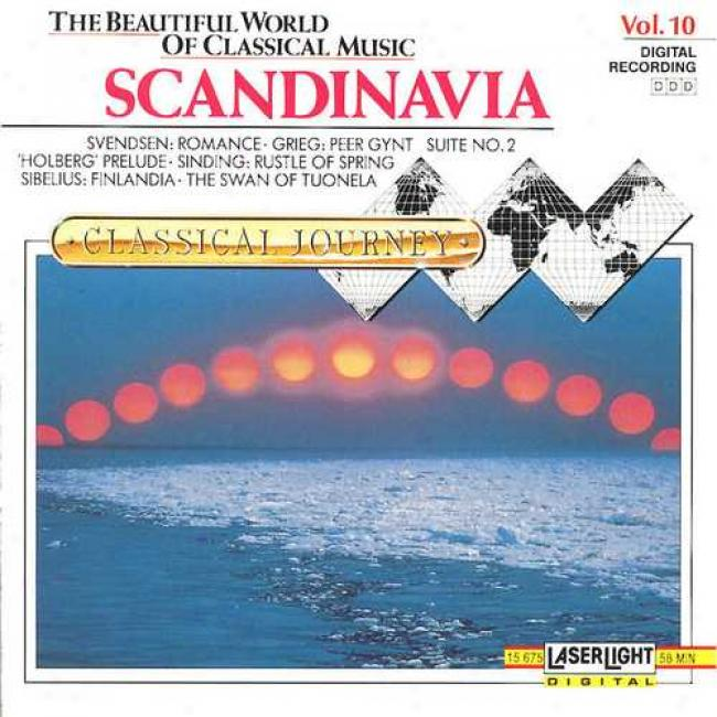 Beautiful World Of Classical Music Vol.10 - Scandinavia