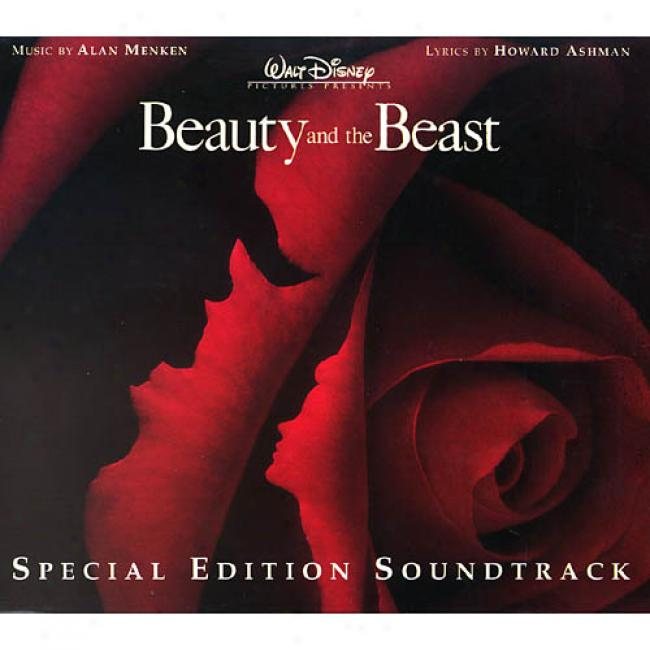 Beauty And The Beast Soundtrack (special Edition) (cd Slipcase)