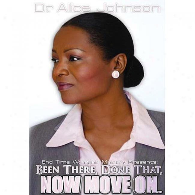 Been There, Done That, Now Move On... (music Dvd) (amaray Case)