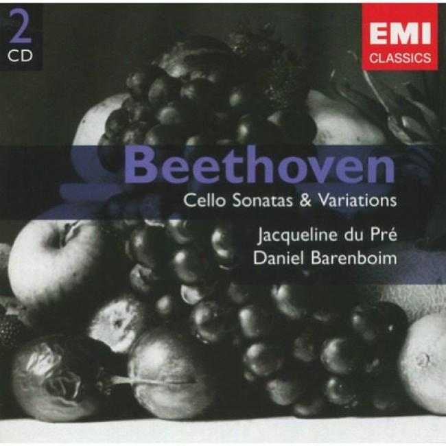 Beethoven: Cello Sonatas, Etc. (2cd) (remaster)
