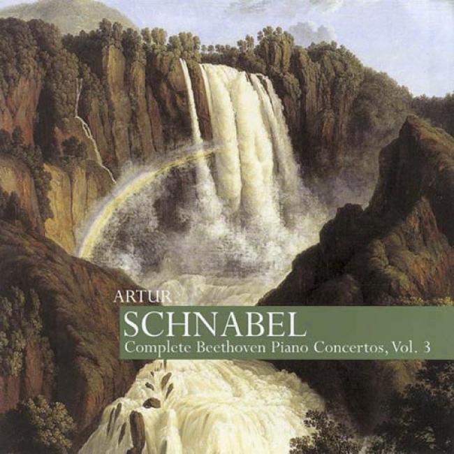 Beethoven: Complete Beethoven Piano Concertos, Vol.3