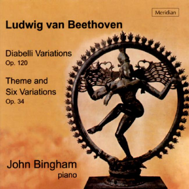 Beethoven: Diabelli Variations - Theme & Six Variations
