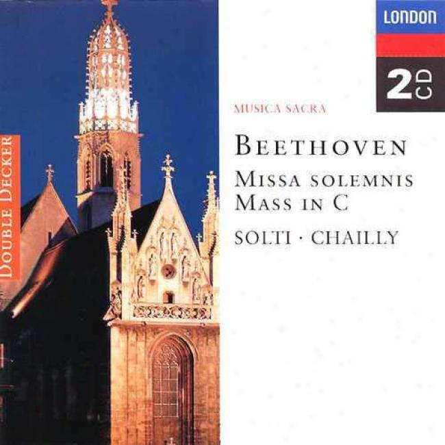 Beethoven: Mass In C Major Op.86/missa Solemnis