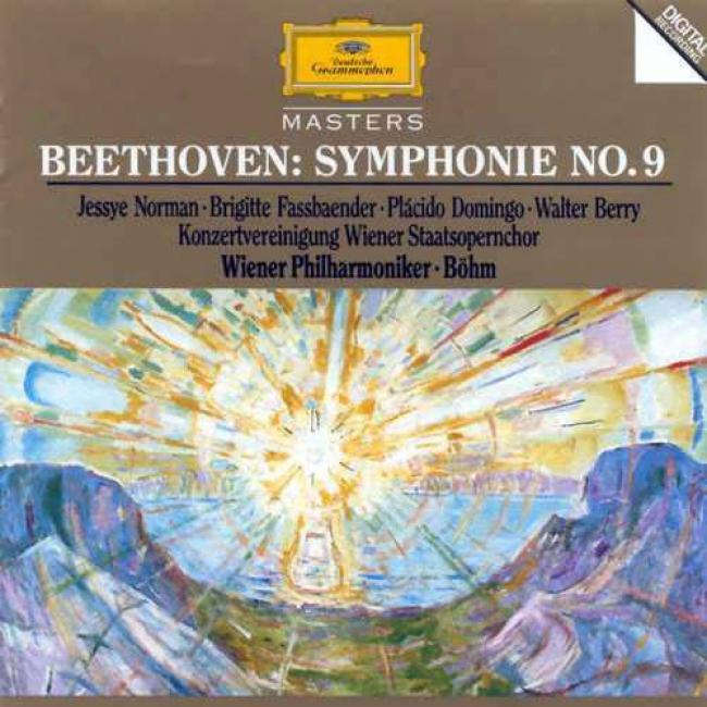 Beethoven: Symphonie No 9 / Bohm, Wiener Philharmoniker