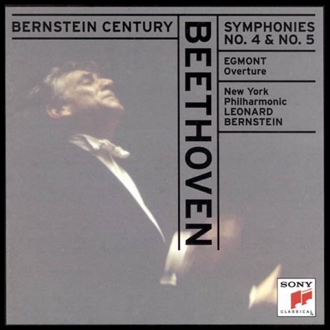 Beethoven: Symphonies No.4 & 5/