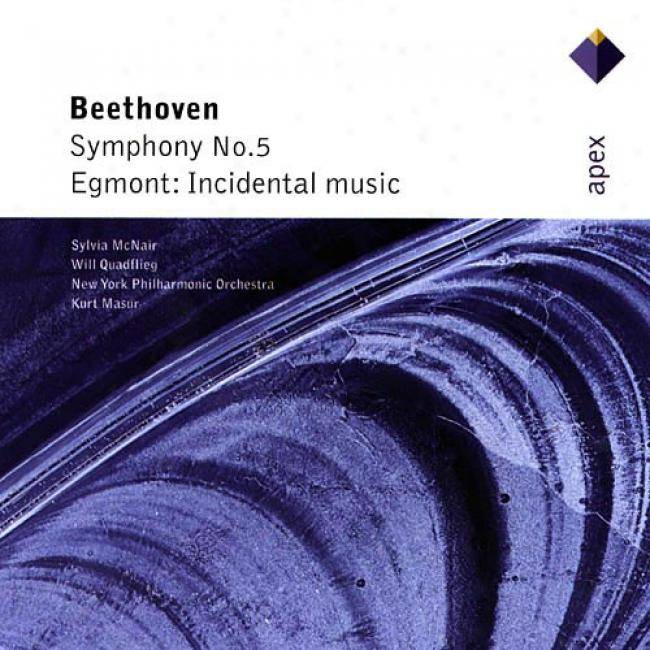 Beethoven: Symphony No.5/egmont: Incidental Music
