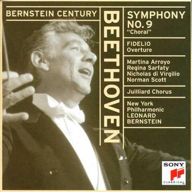Beethoven: Symphony No.9 Choral/fidelio Overture