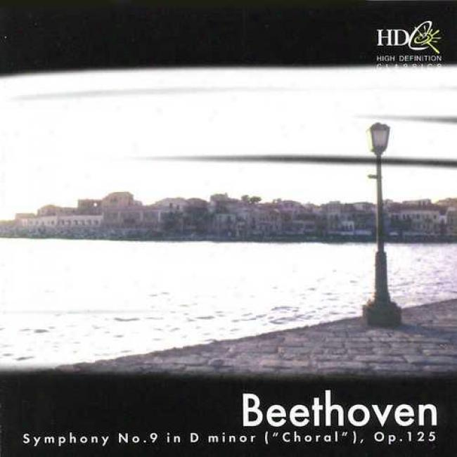 Beethoven: Symphony No.9 In D Minor 'choral', Op.125
