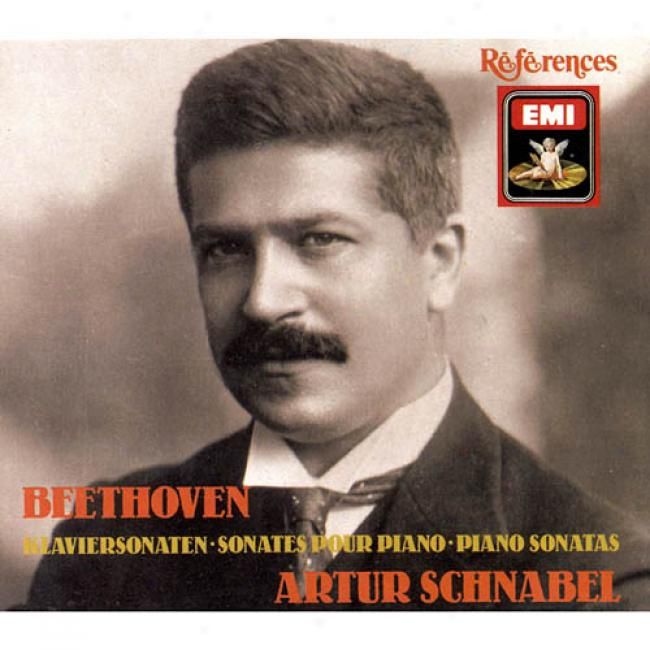 Beethoven: The Complete Piano Sonatas (remaster)