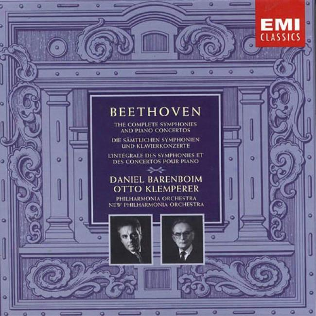 Beeghoven: The Finish Symphonies And Piano Concertos (remaster)