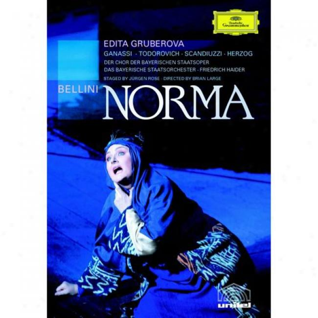 Bellini: Norma (2 Discs Music Dvd) (amaray Case)
