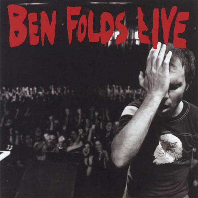 Ben Folds Live (edited) (limited Impression) (includes Dvd)