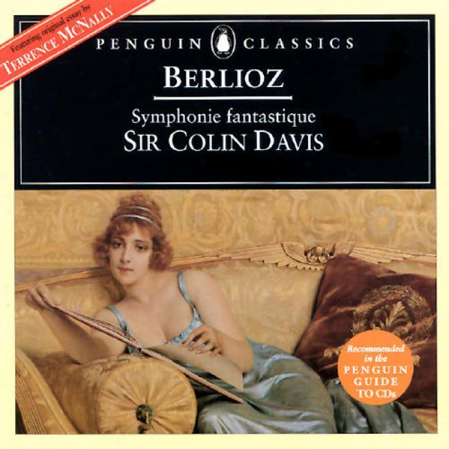 Berlioz: Symphonie Fantastique / Cokin Davis, Et Al