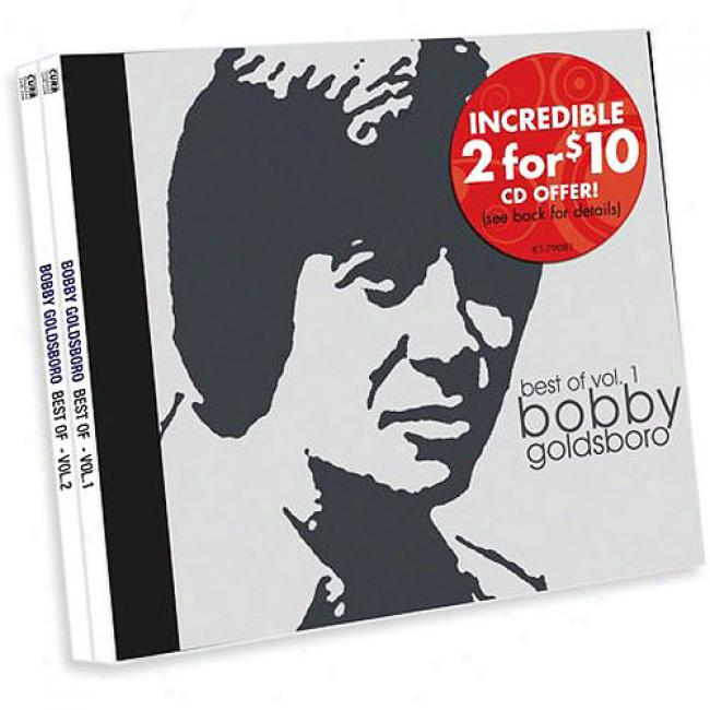 Best Of Bobby Goldsboro, Vol.1 & 2 (2 Disc Box Set)