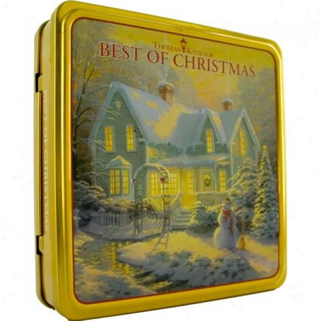 Best Of Christmas (2 Disc Box Set) (includes Dvd)