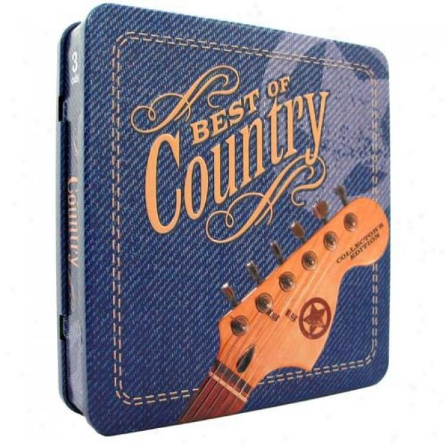 Best Of Country (collector's Edition) (3 Disc Boxset)