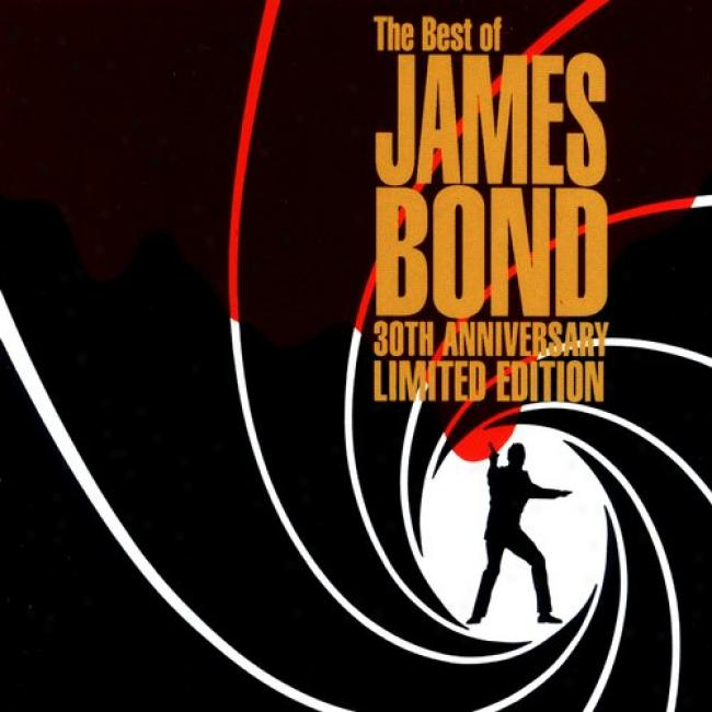 Best Of James Bond: 30th Anniversary Soundtrack