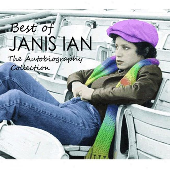 Best Of Janis Ian: The Autobiography Collection (2cd) (remaster)