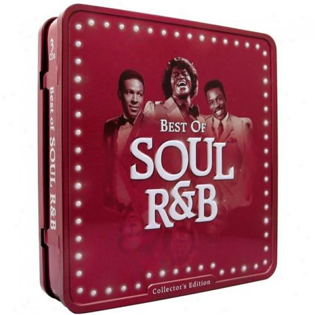 Best Of Individual R&b (collector's Edition) (3 Disc Boxset)