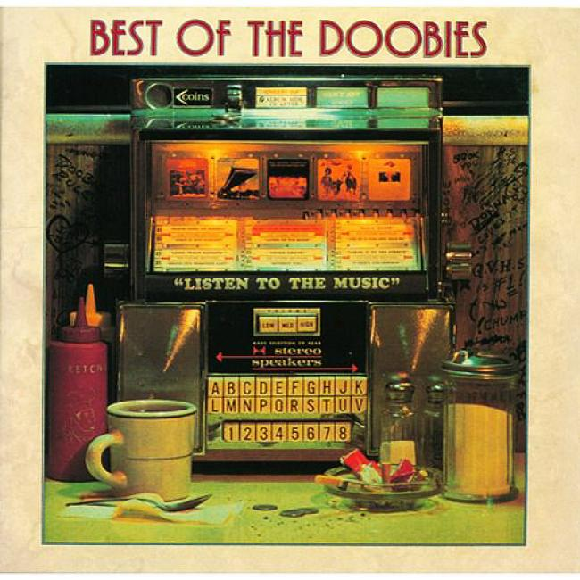 Best Of The Doobies (wal-mart Exclusive) (eco-friendly Package)