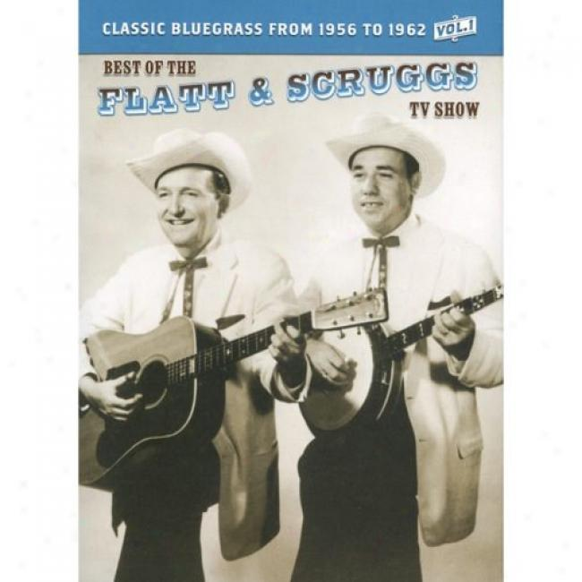Best Of The Flatt & Scruggs Tv Show, Vol.1 (music Dvd) (digi-pak)