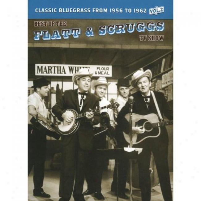 Best Of Tye Flatt & Scruggs Tv Show, Vol.2 (music Dvd) (digi-pak)