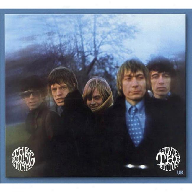 Between The Buttons (uk) (digi-pak) (remaster)