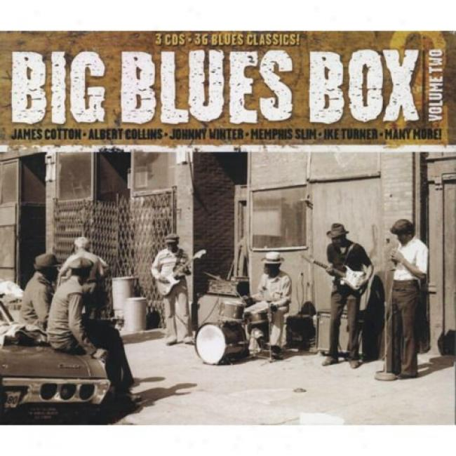 Big Blues Box, Vol.2 (3 Disc Boox Set) (remaster)