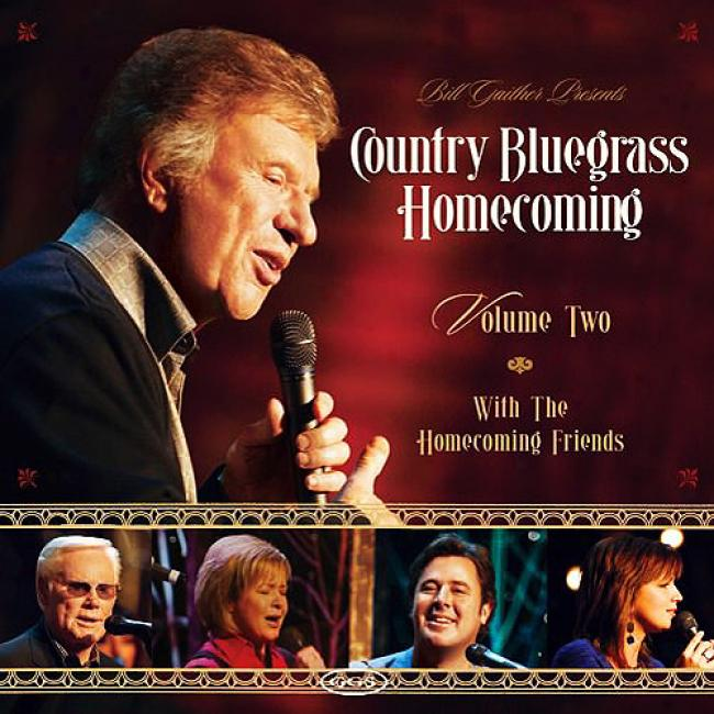 Bill Gaither Presents: Country Bluegrass Homecoming, Vol.2