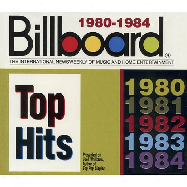 Billboard Top Hits: 1980-1984 (box Set) (remaster)