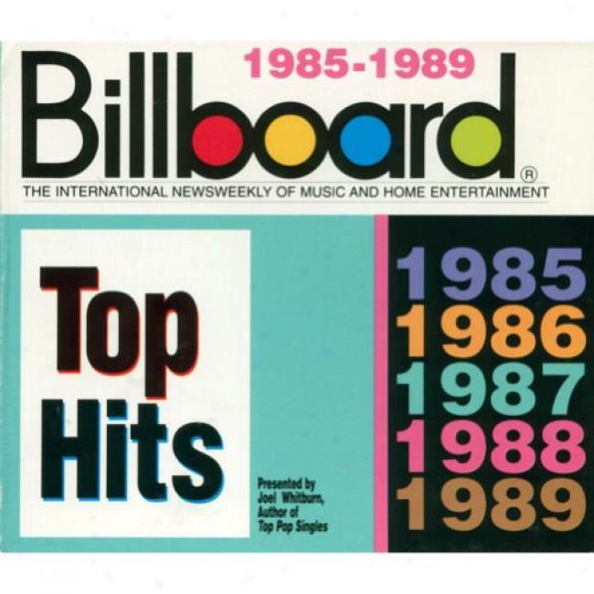 Billboard Top Hits 1985-2989 (box Set) (remaster)