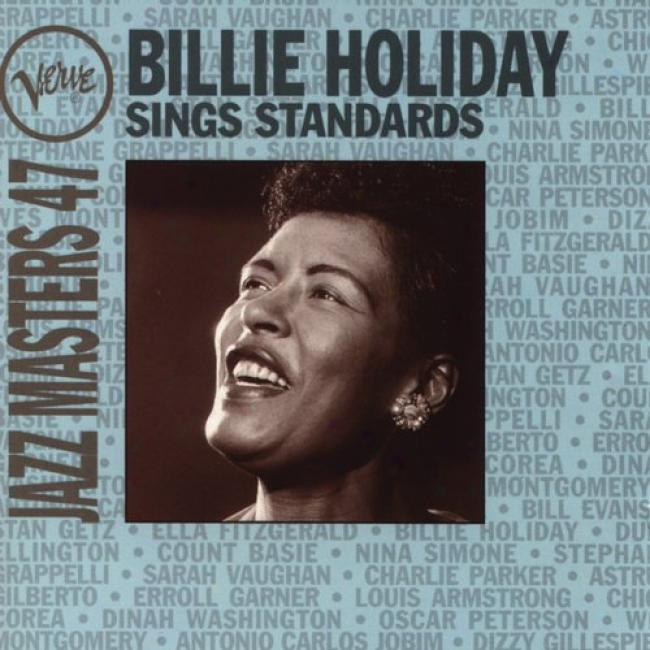 Billie Holiday Sings Standards: Jazz Masters 47