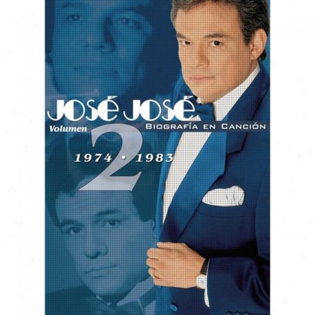Biografia En Cancion, Vol.2: 1974-1983 (music Dvd) (amaray Case)