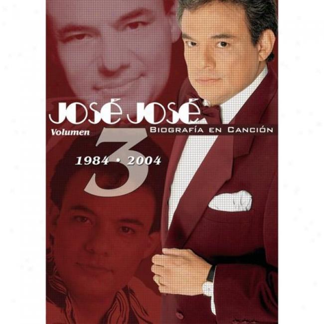 Biogrwfia Em Cancion, Vol.3: 1984-2004 (music Dgd) (amaray Case)