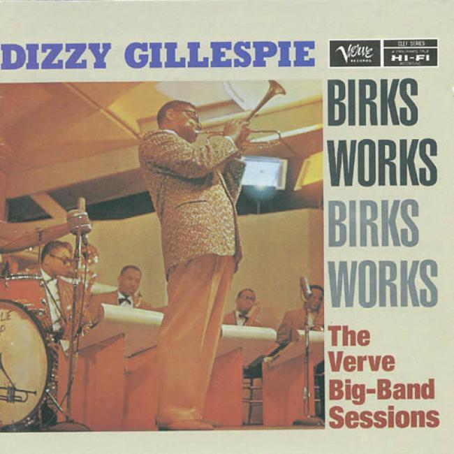 Birks Works: The Verve Big-band Sessions (2cd)