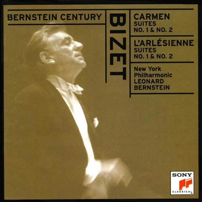 Bizet: Carmen Suites Nos.1 & 2/l'arlesienne Suites Nos.1 & 2