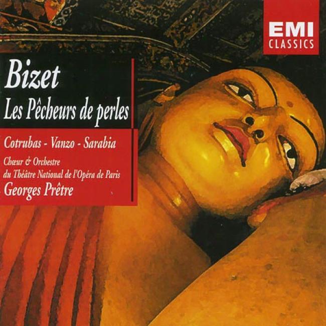 Bizet: Les Pecheurs De Perled (2cd) (remaster)