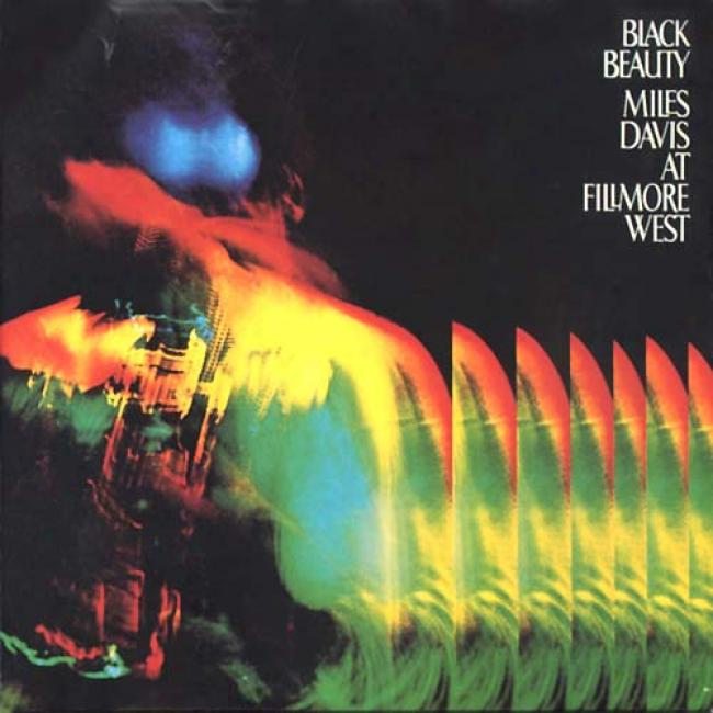 Black Beauty: Miles Davis At Fillmore West (2cd) (digi-pak)