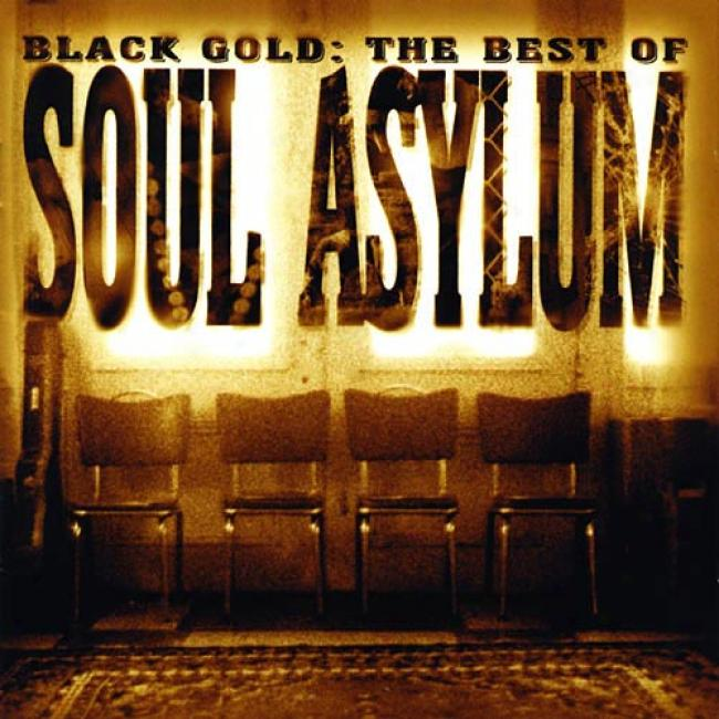 Murky Gold: The Best Of Soul Asylum (remaster)