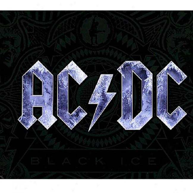 Black Ice (wal-mart Excclusive) (limited Edition Deluxe Version)
