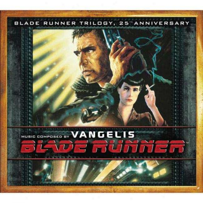 Blade Runner Trilogy Score (25th Anniversary Special Edition) (3cd)