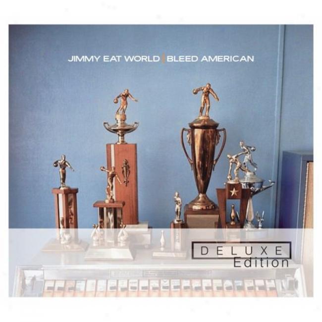 Bleed American (deluxe Edituon) (2cd) (cd Slipcase)