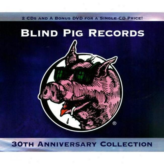 Blind Pig Records: 30th Anniversary Assemblage (2 Disc Box Set) (includes Dvd)
