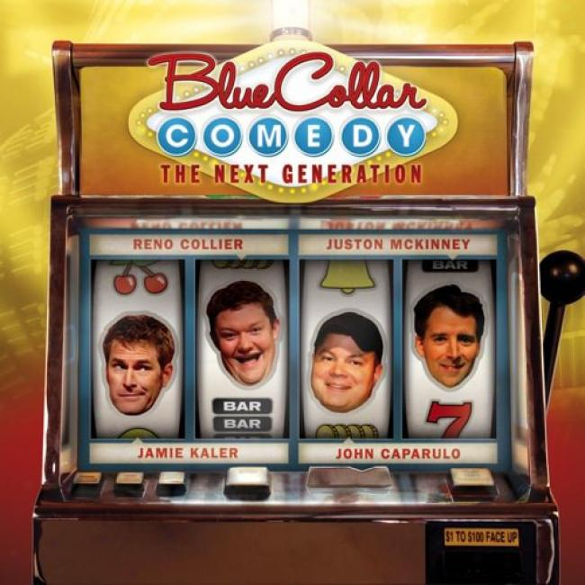 Blue Collar Comedy: The Next Generation (includes Dvd)
