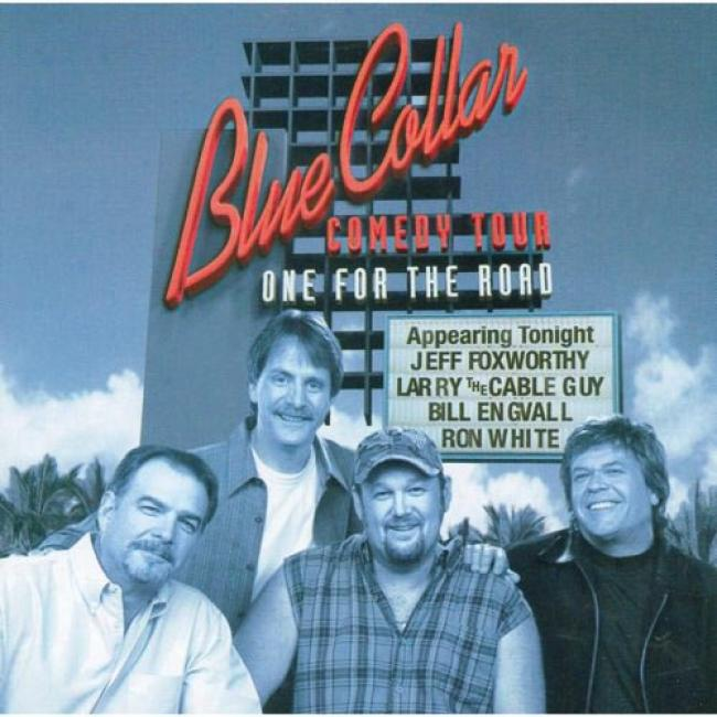 Blue Collat Comedy Tour: Individual For The Roadstead (2cd)