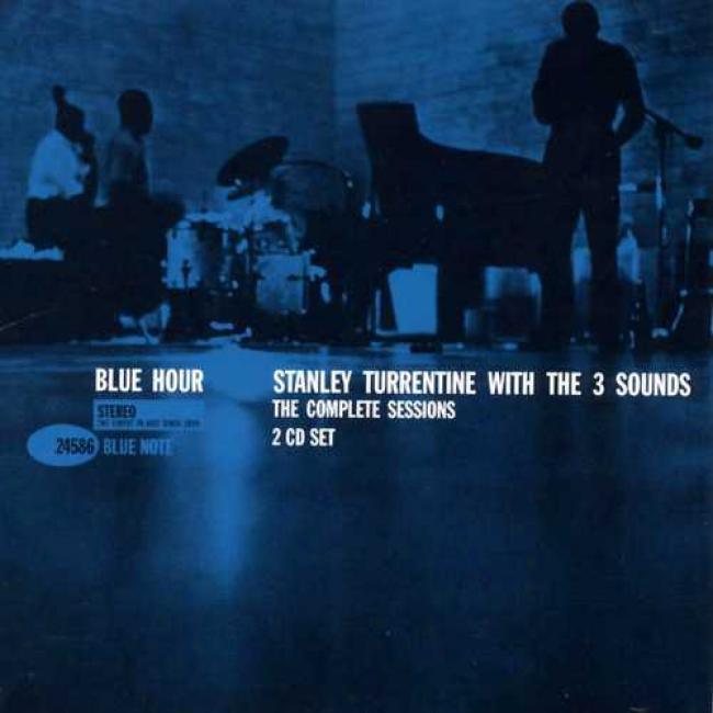 Blue Sixty minutes: The Complete Sessions (limited Edition) (2cd)