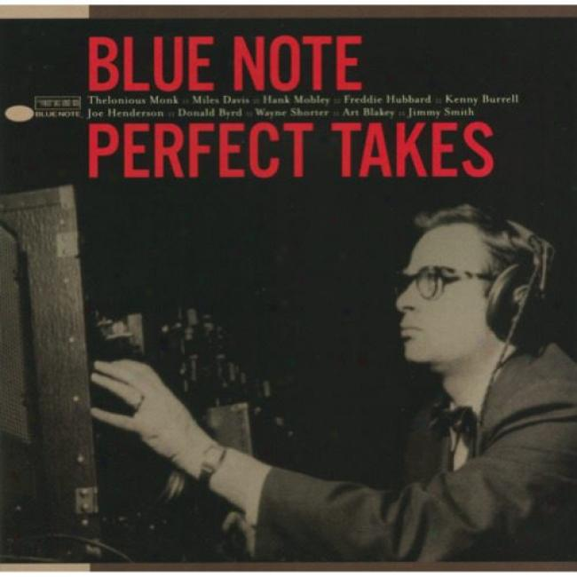 Azure Note Perfect Takes (includes Dvd) (remaster)