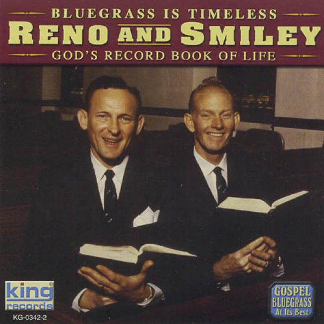 Bluegrass Is Timeless: God's Record Book Of Life