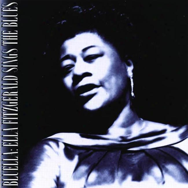Bluella: Ella Fitzgerald Sings The Blues (remaster)